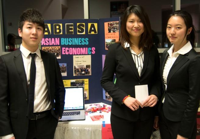 Asian business student association